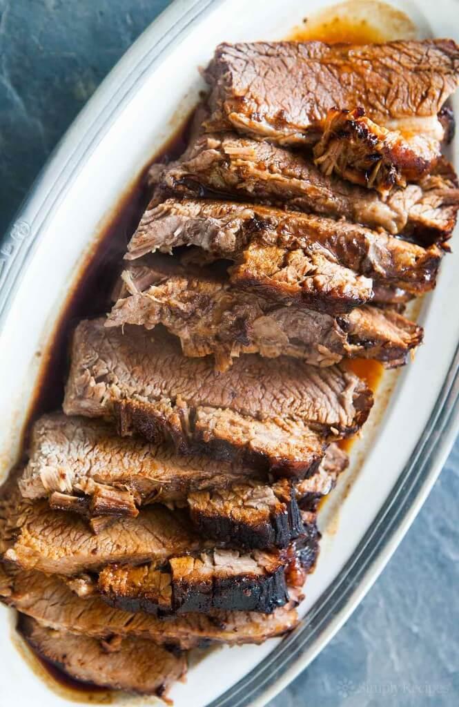#14 3-Ingredient Beef Brisket