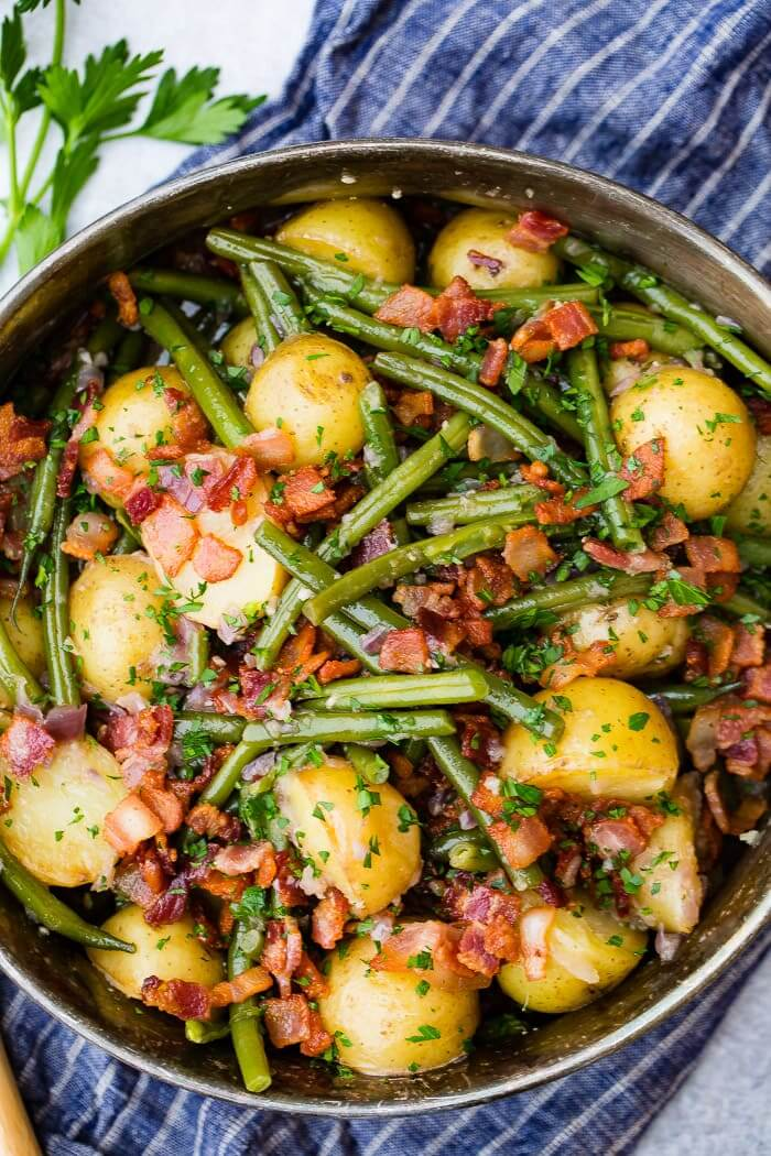 #14 Instant Pot Green Beans and Potatoes