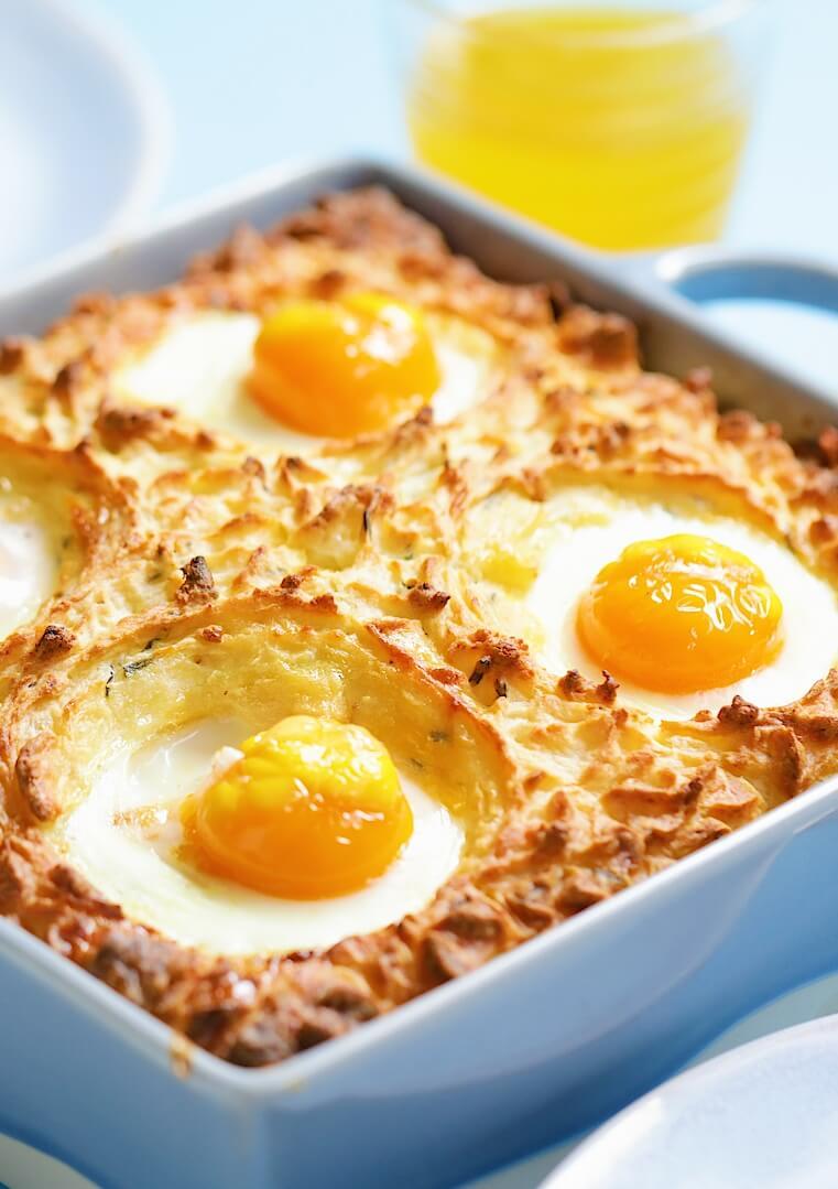 14. Breakfast Shepherd Pie