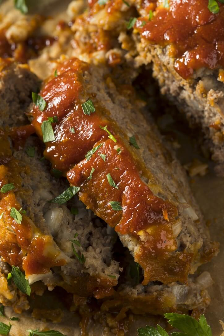 #15 4-Ingredient Meatloaf