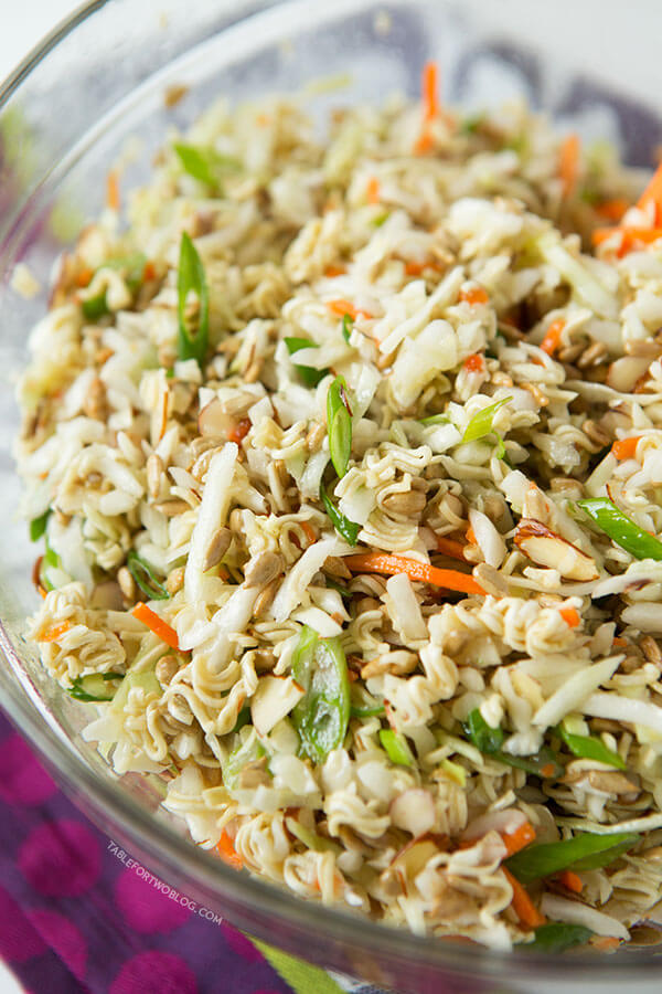 #15 Asian Ramen Salad