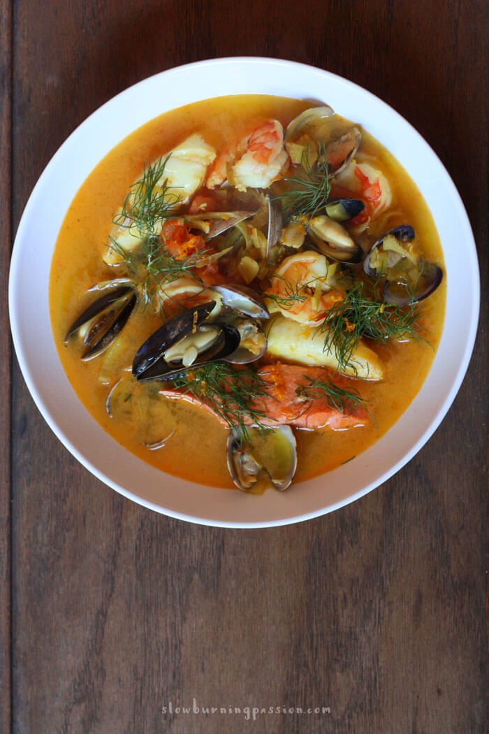 #15 Classic French Bouillabaisse