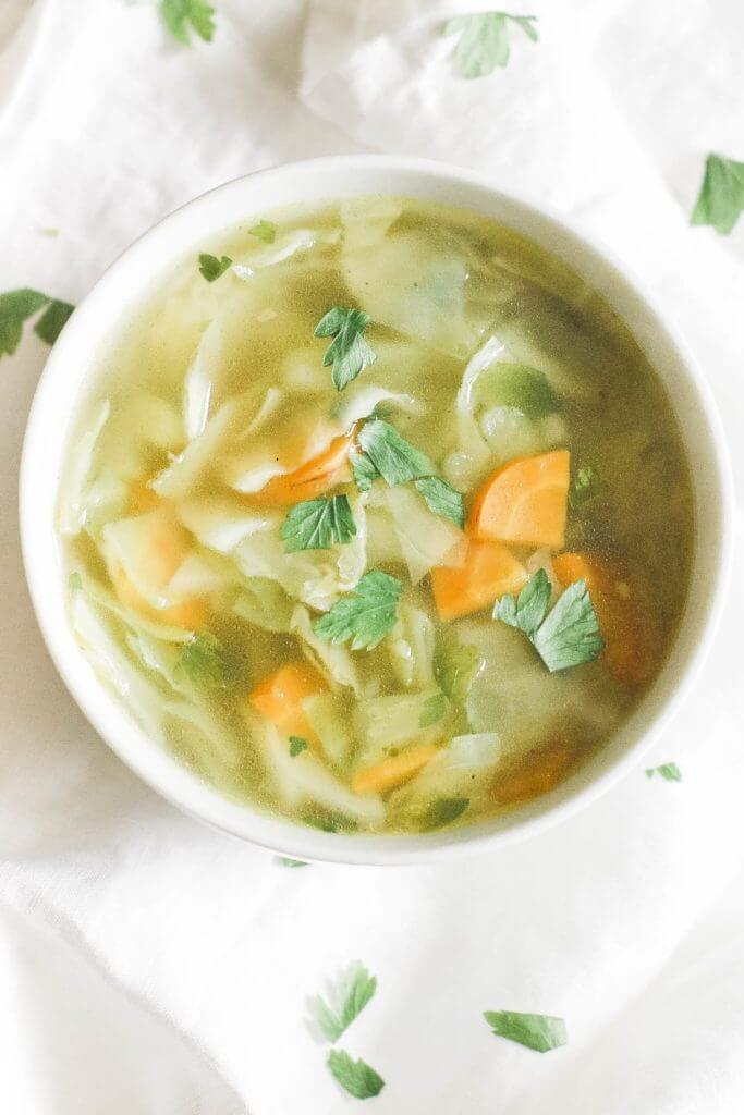 #16 Cabbage Soup