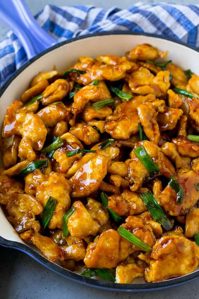 30 Of The Best Summer Chicken Dishes - Easy And Healthy -1369