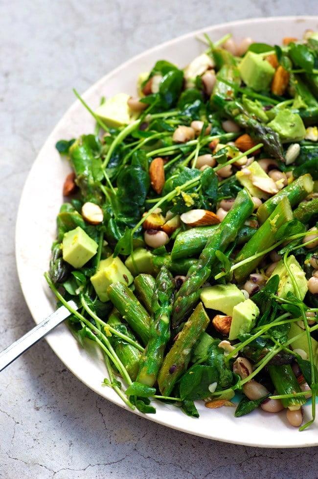 17. Asparagus Salad-min