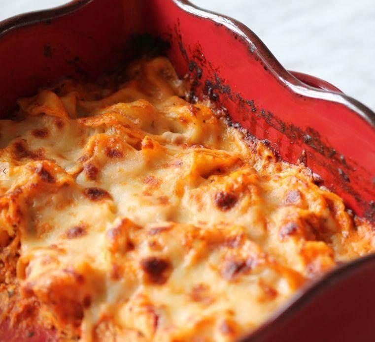 #18 5-Ingredient Baked Tortellini