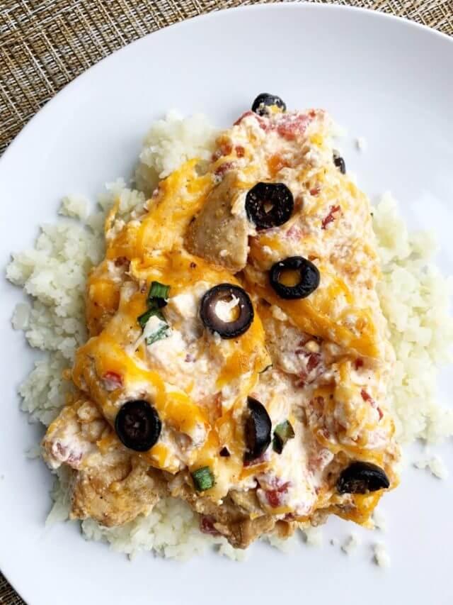 #19 Chicken Taco Casserole