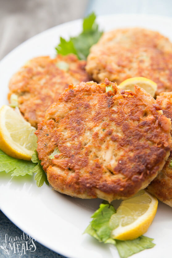 #19 Easy Tuna Patties