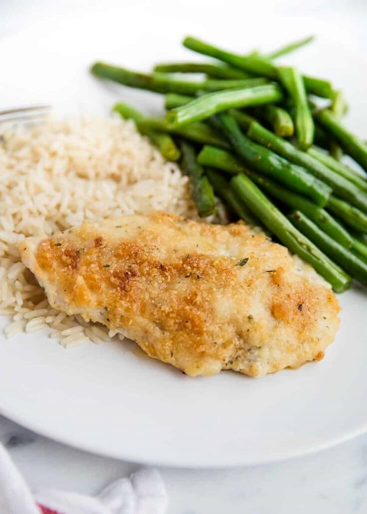 #19 Parmesan Ranch Chicken
