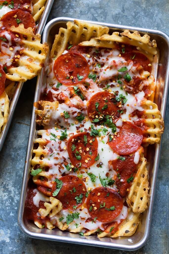 #19 Pizza Waffle Fries rv