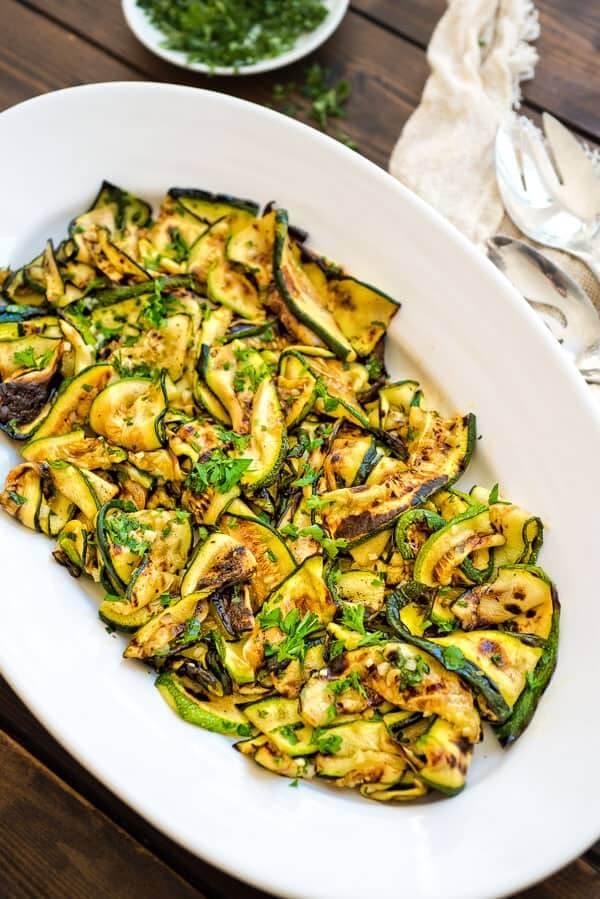 #19 Ultimate Zucchini Salad
