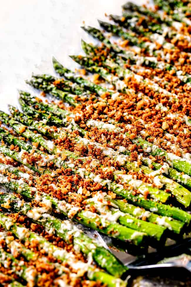 19. Caramelized Roasted Asparagus