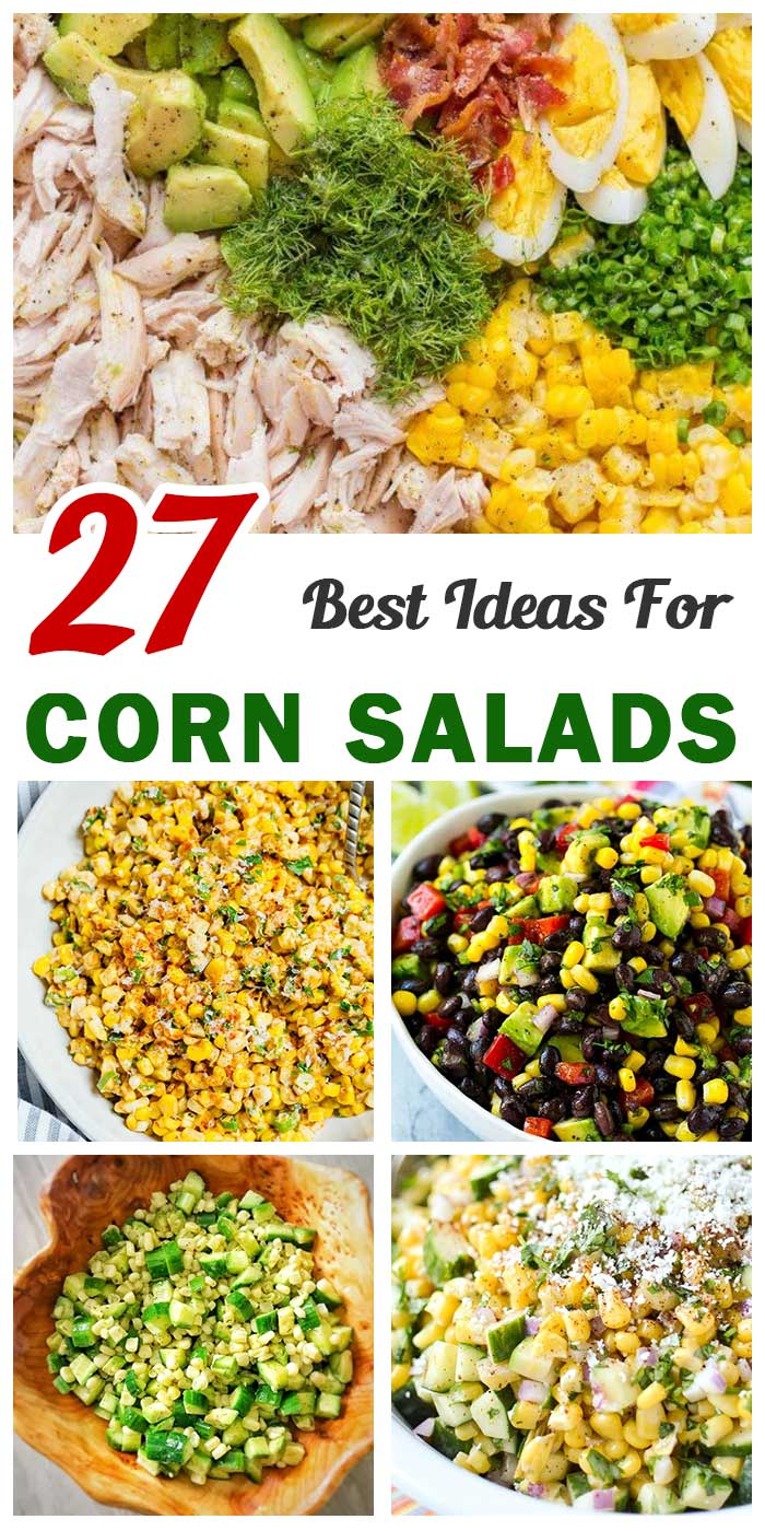 20+ Corn Salads To Delight Your Taste Buds
