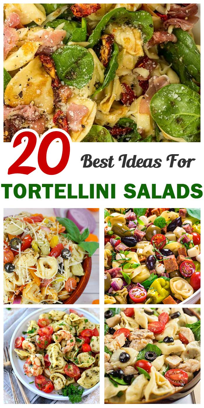 20 Tortellini Salads You Should Try