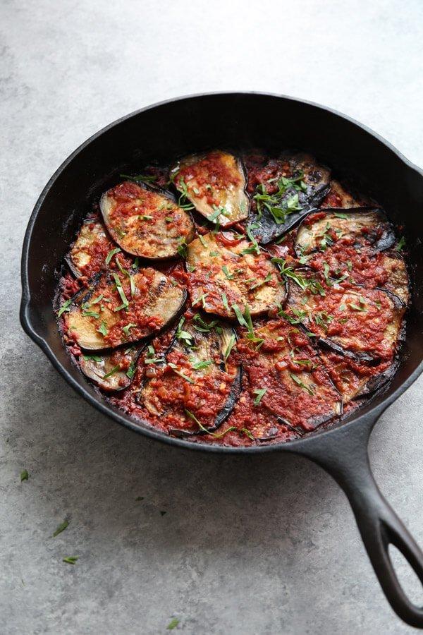 #20 Turkish Eggplant Casserole