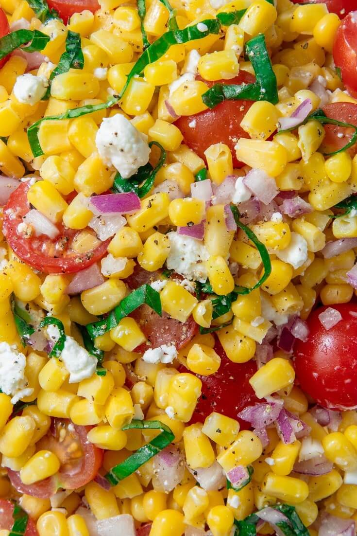 #21 Corn Salad