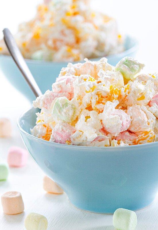 #21 Hawaiian Marshmallow Salad