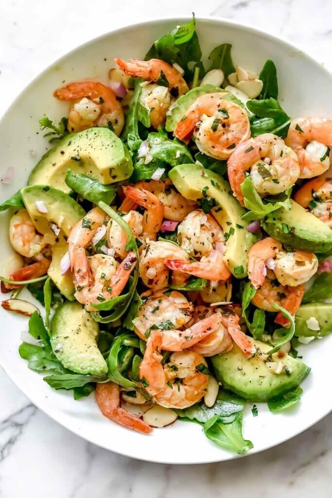 #22 Citrus Shrimp and Avocado Salad