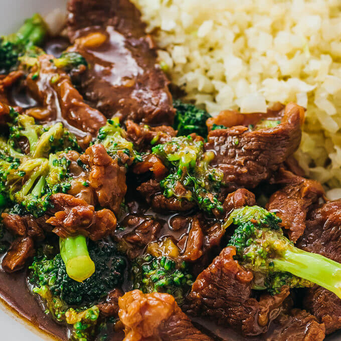 #23 Instant Pot Beef And Broccoli