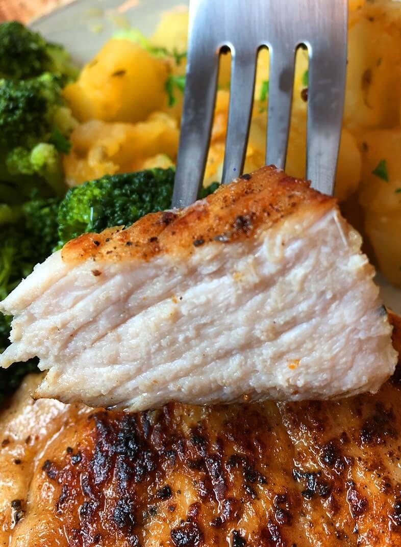#23 Instant Pot Boneless Pork Chops