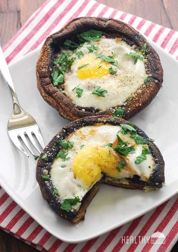 23. Portobello Eggs