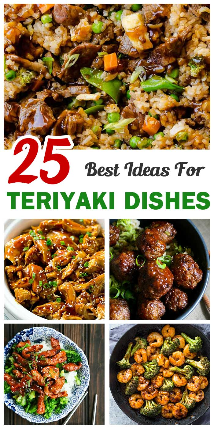 25 Yummy Teriyaki Dishes You Should Try