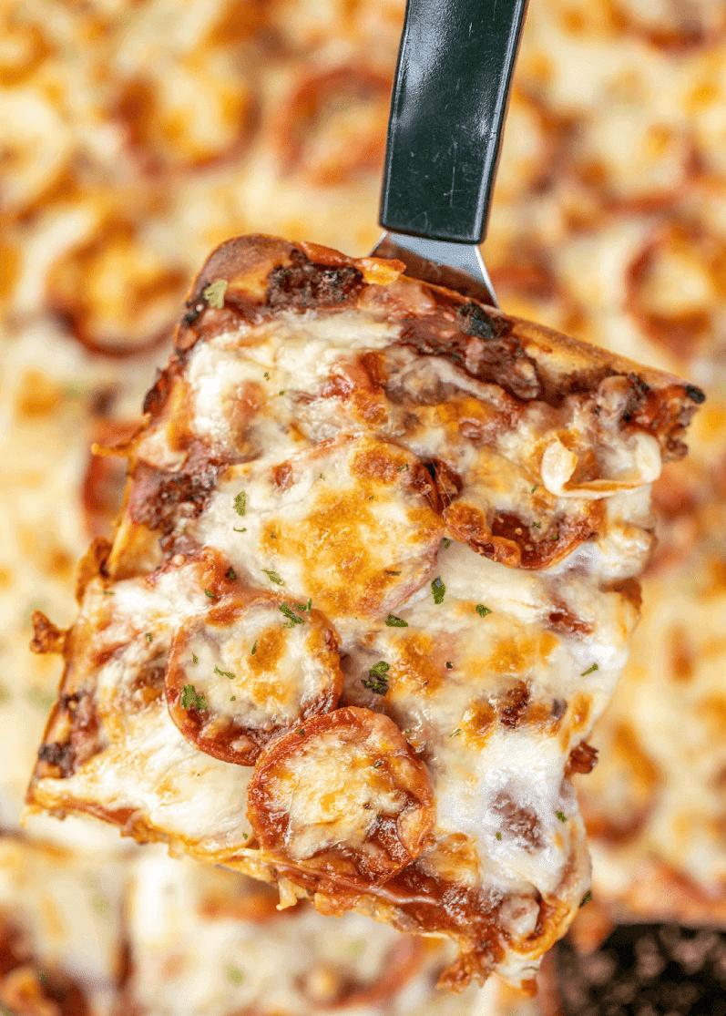 27 Crazy Crust Pizza
