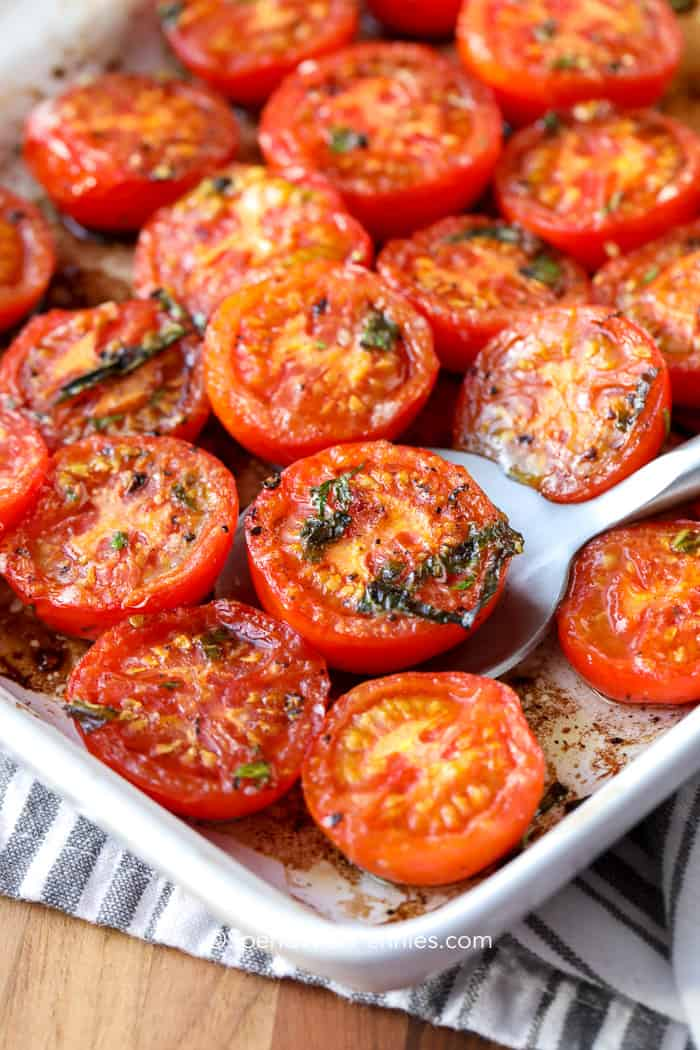 #27 Roasted Cherry Tomatoes