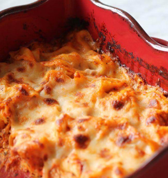 #3 Easy Baked Tortellini