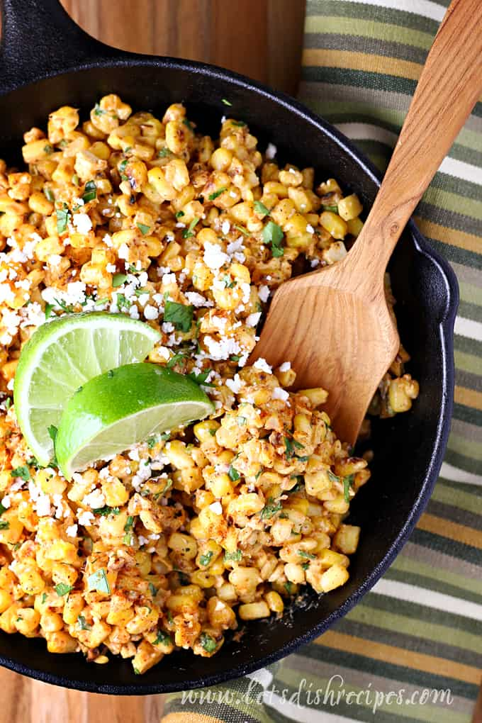 #3 Mexican Street Corn