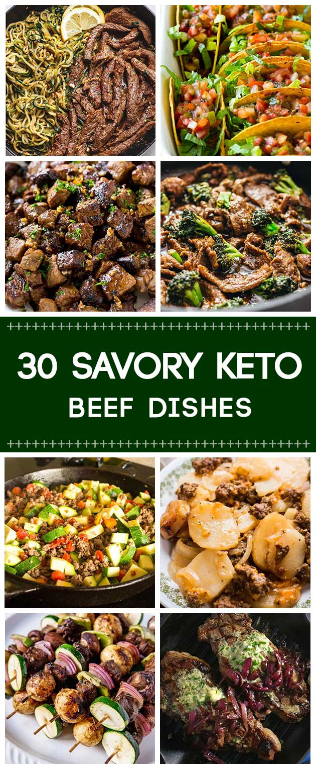 """30 """"Must-Try"""" Summer Beef Dishes"""