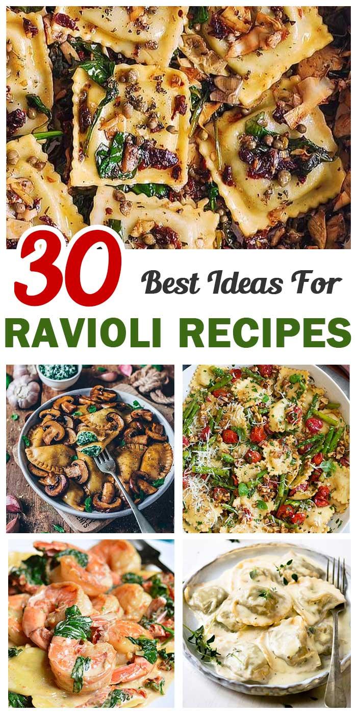 30 Of The Best Ravioli Recipes