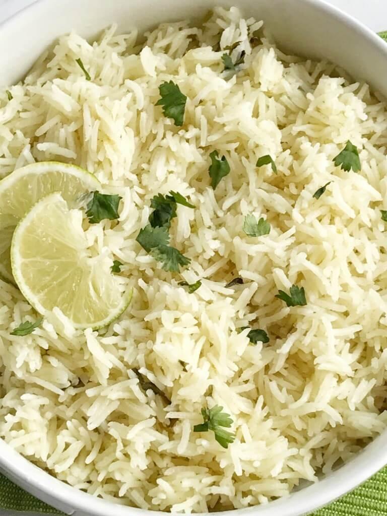 #4 Cilantro Lime Rice