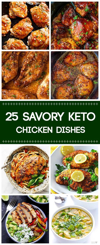 5-Ingredient Chicken Dishes