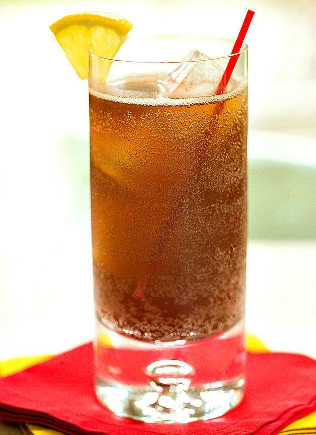5. Long Island Iced Tea