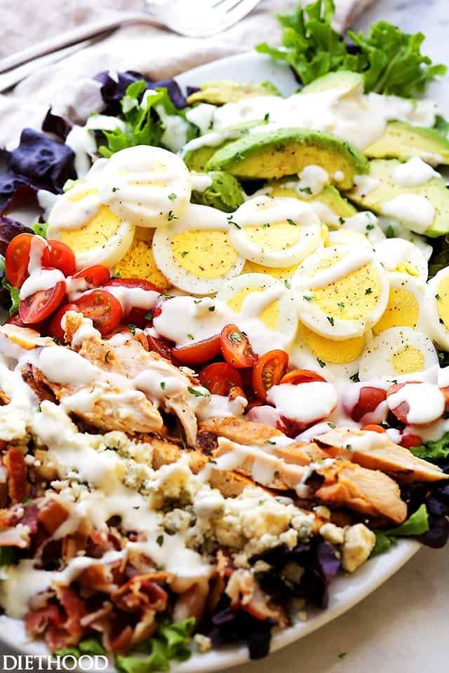 #6 Cobb Salad