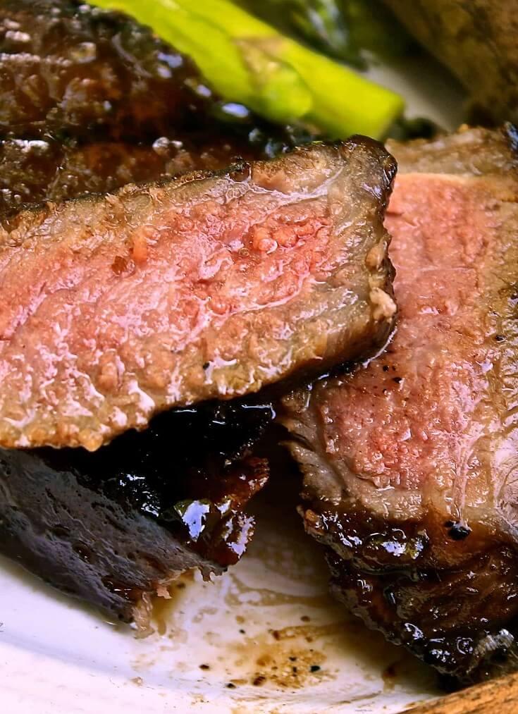 #6 Garlic Balsamic Brown Sugar Steak