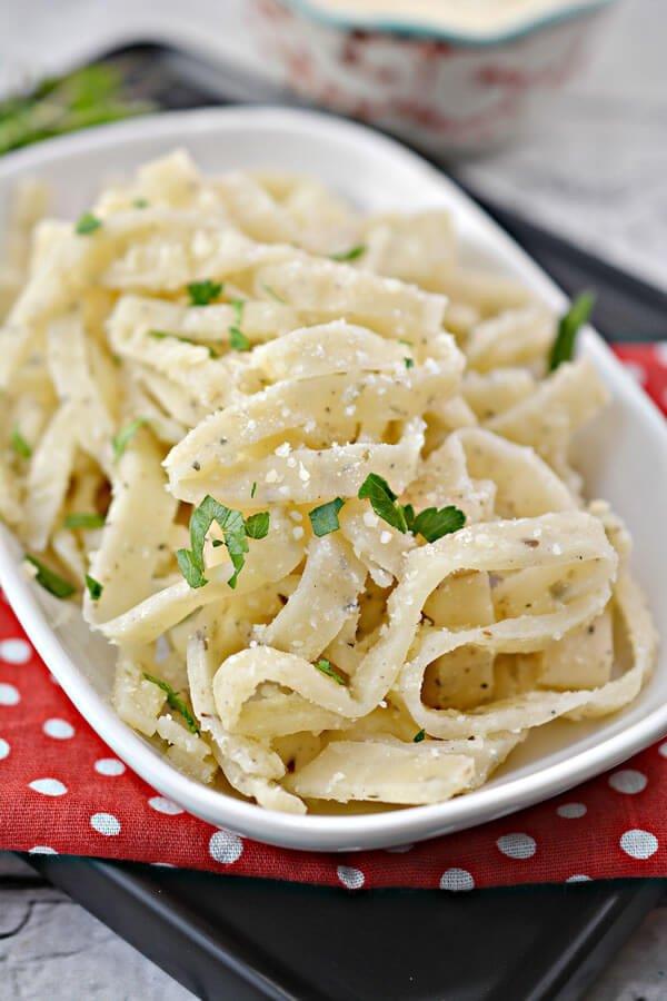 #6 Keto Pasta Noodles