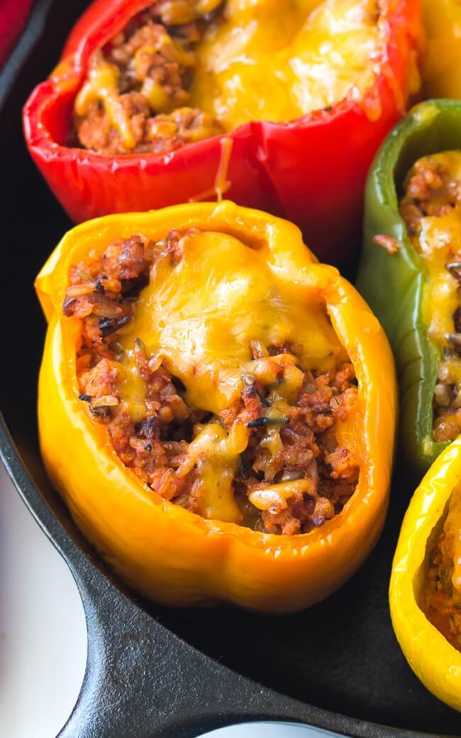 25 Best Stuffed Pepper Recipes Easy And Healthy Recipes