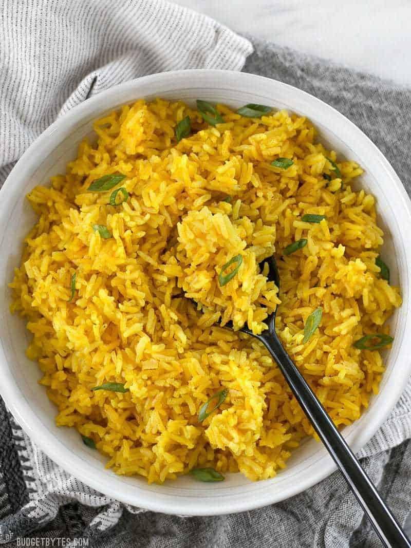 #7 Yellow Jasmine Rice