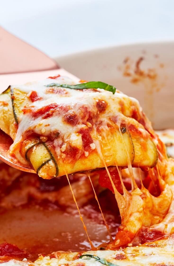 #7 Zucchini Ravioli