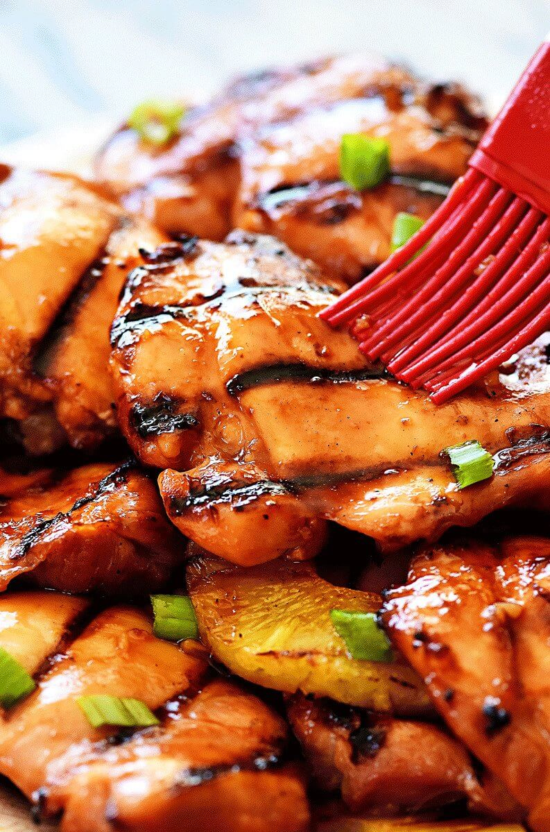 7. #7 Grilled Huli Huli Chicken rv