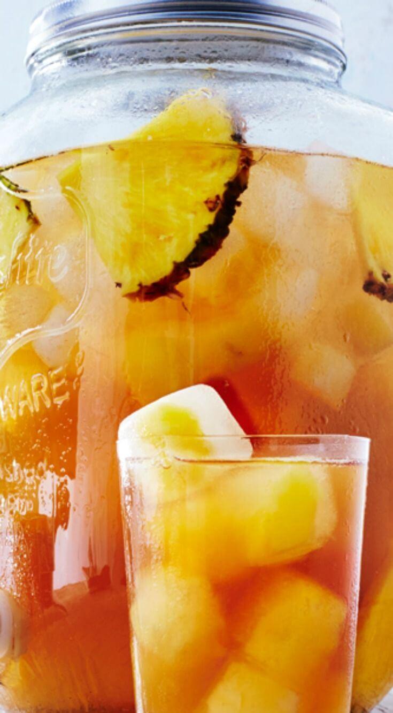 7. Pineapple Iced Tea