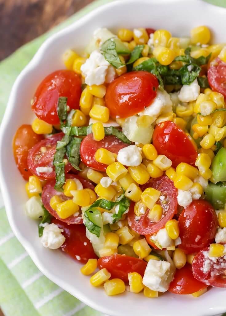 #8 Summer Corn Salad