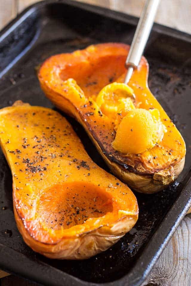 #9 Oven Roasted Butternut Squash