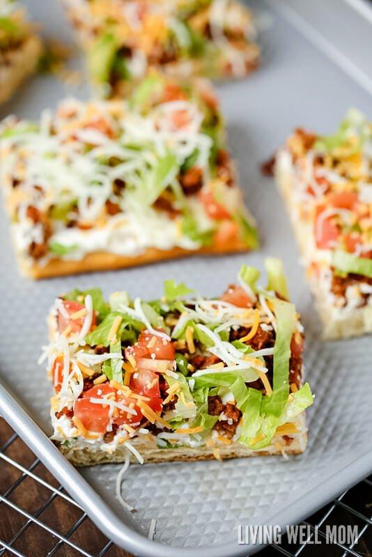 #9 Taco Pizza