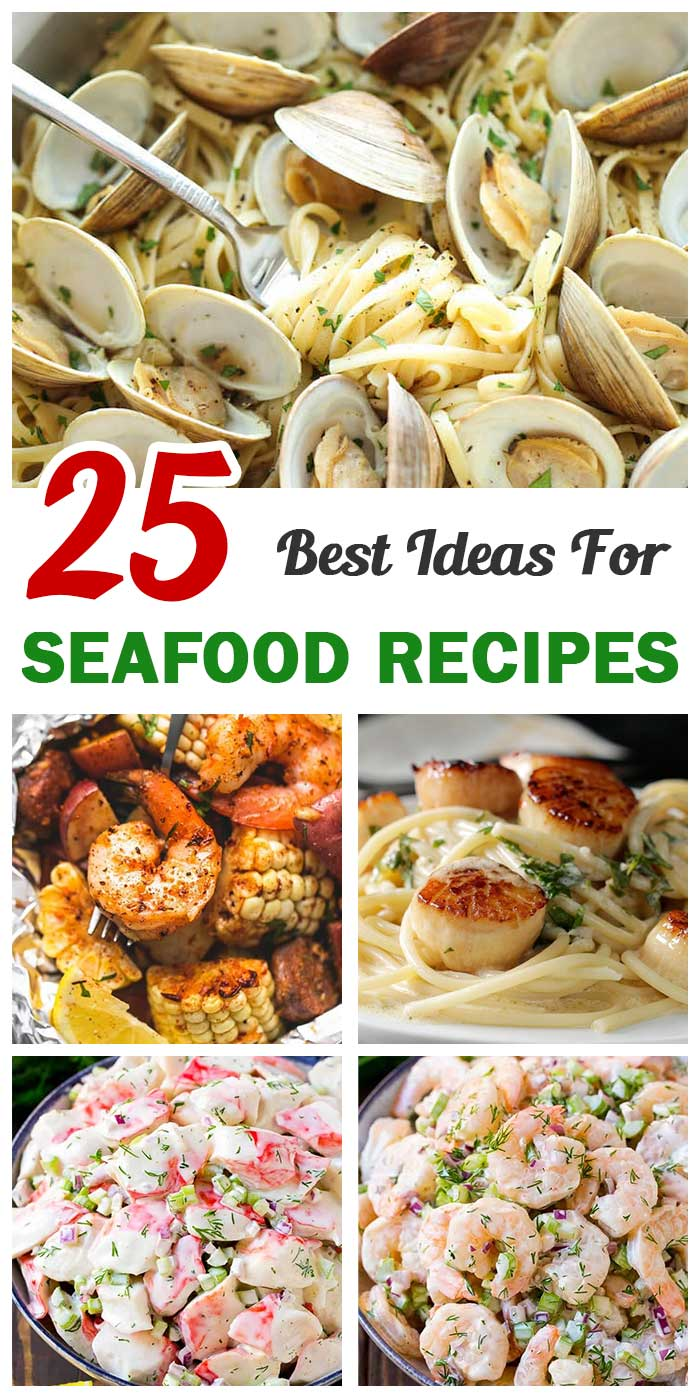 Greastest Summer Seafood Recipes