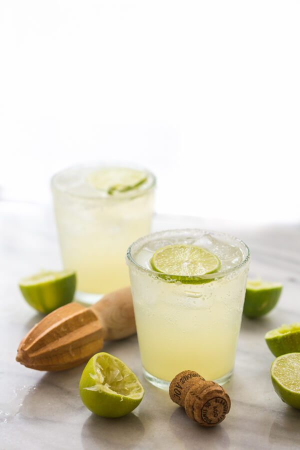 1 Champagne Margarita