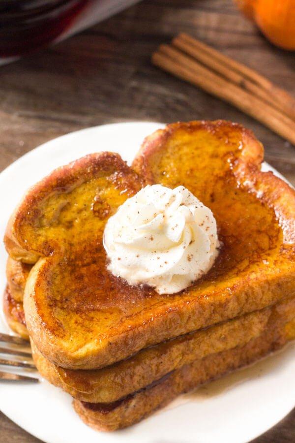 1 Pumpkin French Toast rv