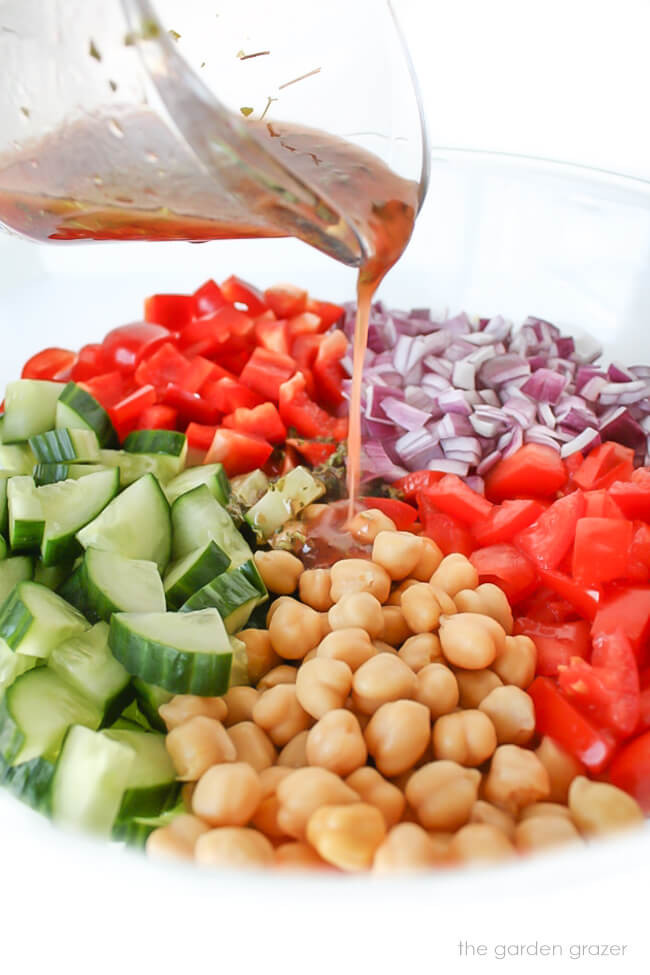 1 Ultimate Greek Chop Salad rv